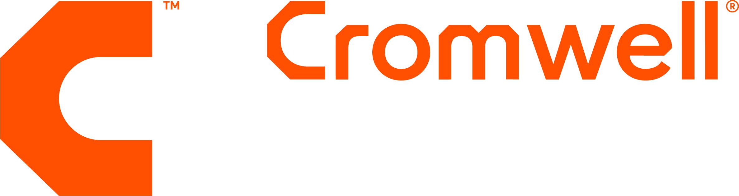 Cromwell_Primary Lockup_RGB_Orange
