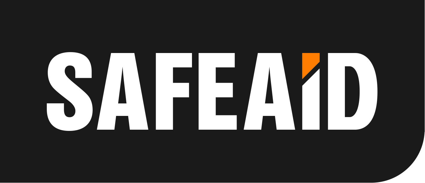 safeaid-logo-CMYK Colour TOP