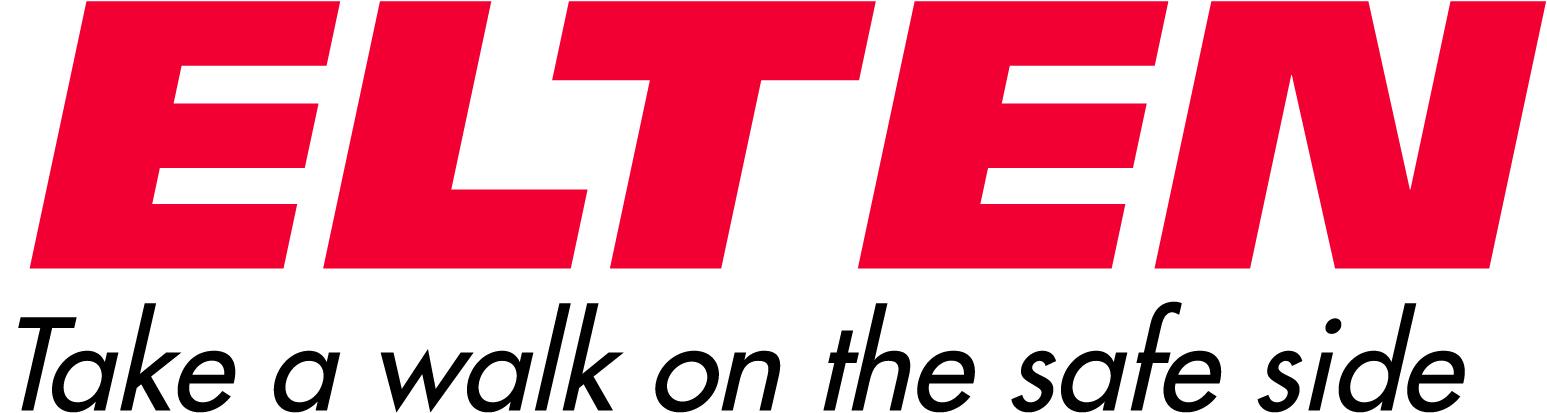 Elten Logo+Take a walk on the safe side