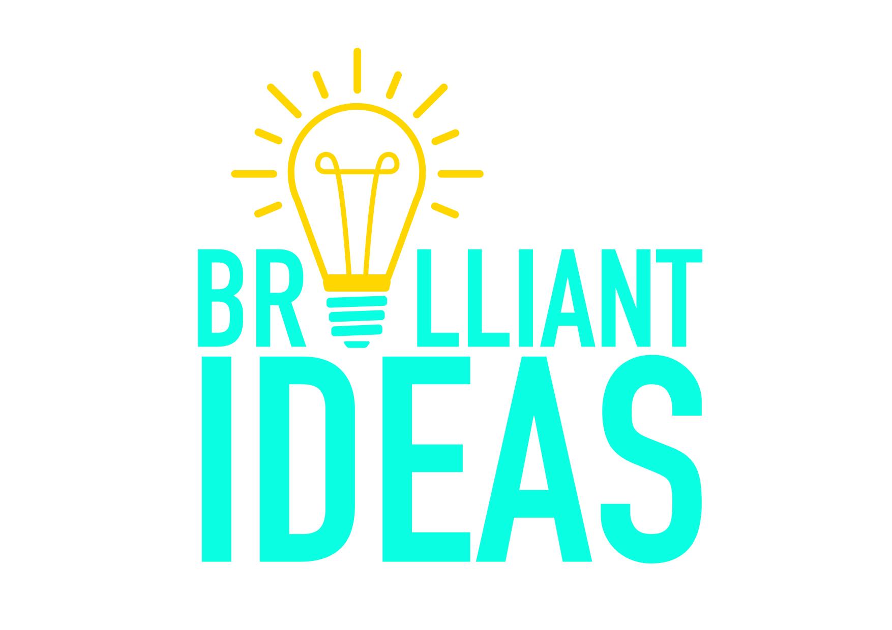 Brilliant Ideas Logo (CMYK)