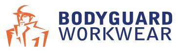 Bodyguard Workwear Landscape logo